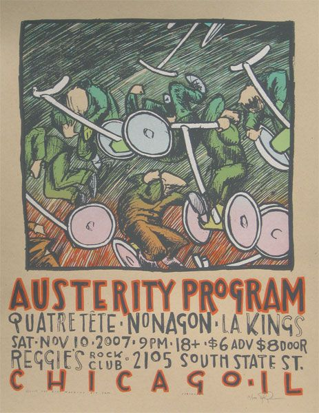 Austerity Program 10/11/07 Chicago