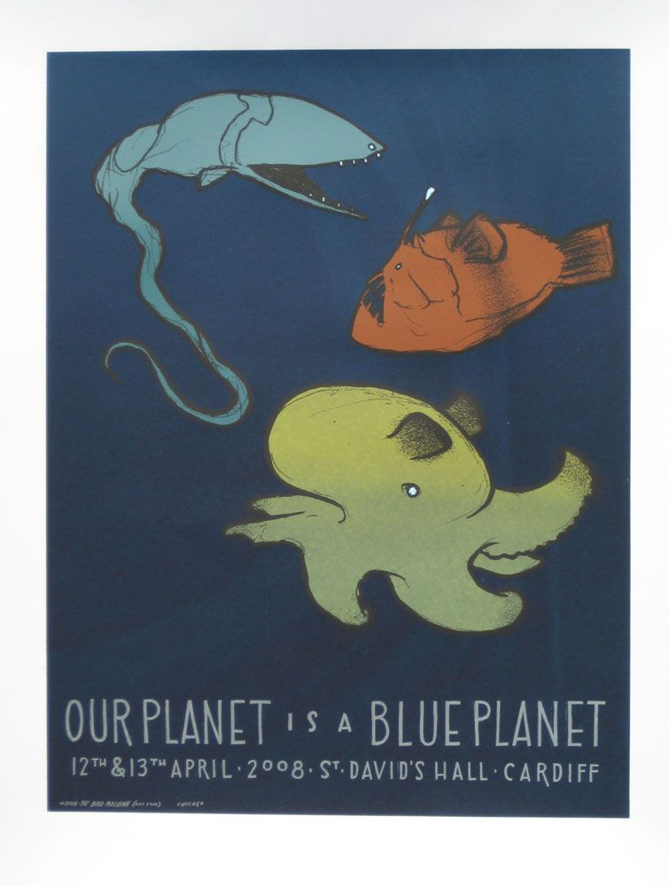Blue Planet Live - Cardiff - The Deep