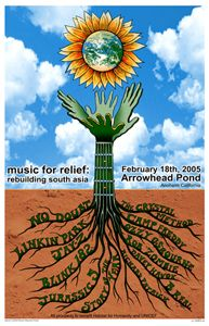 Music For Relief 18/2/05