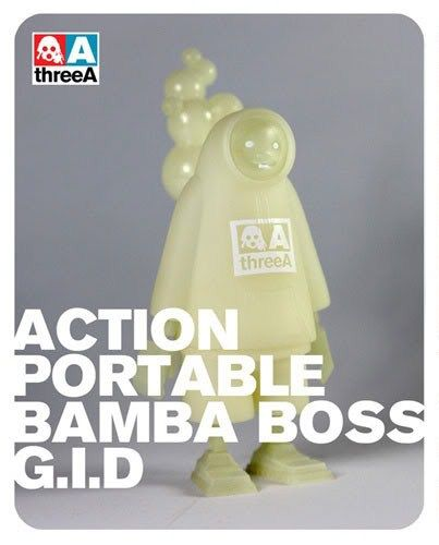 Action Portable Bamba Boss GID