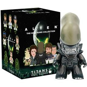Alien TITANS - The Nostromo Collection 3 Inch Blind Boxed