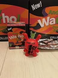 Andy Warhol Dunny Series 2 Sealed Case