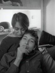 Bob Dylan & Suze Rotolo in their NYC apartment, 1961