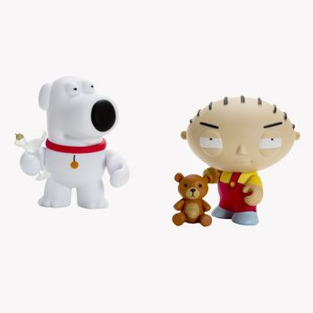 Family Guy Mini Series 3 Inch