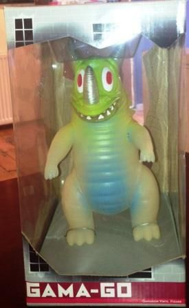Gamagon Kaiju 8 Inch Glow in the Dark