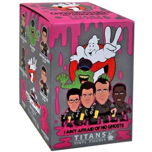 Ghostbusters 2 Mini Figures Blind Boxed