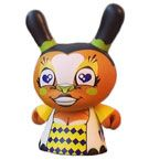 Harlequin Chase - Mardivale Dunny 3 inch