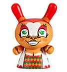 Harlequin - Mardivale Dunny 3 inch