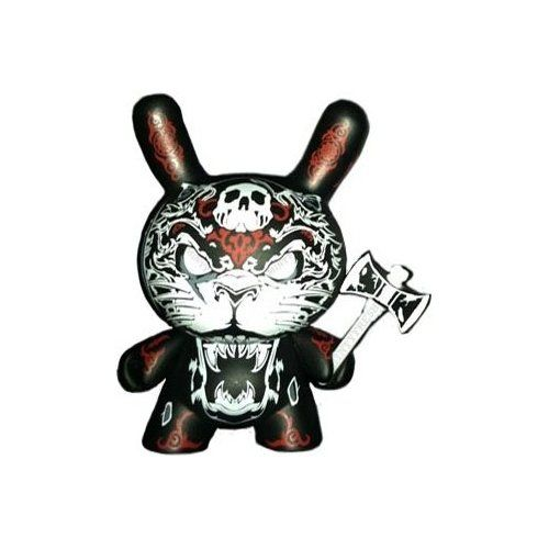 Hydro74 Apocalypse Dunny Series 3 Inch CHASE RED