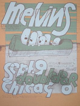 Melvins 09/09/04 Chicago