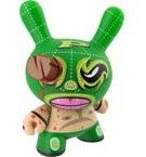 Mocre Luchador Azteca Dunny Series 1
