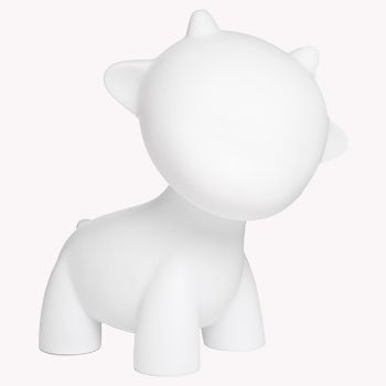 MUNNYWORLD Raffy 7 Inch White Edition