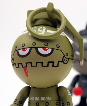 Nade Trooper Blow Up Doll Series 2 Kozik