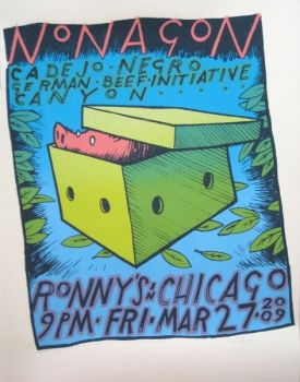 Nonagon 27/03/09 Chicago