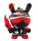 Patricio Oliver Art of War Dunny 2014 Red