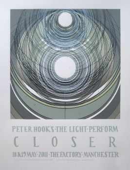 Peter Hook & The Light - Closer 18-19/05/11 Manchester
