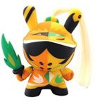 Ptricio Oliver Art of War Dunny 2014 Yellow