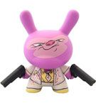 Sam Fout Capo Art of War Dunny 2014
