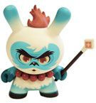 Scott Tolleson Argyle Warrior Sideshow Dunny 2013
