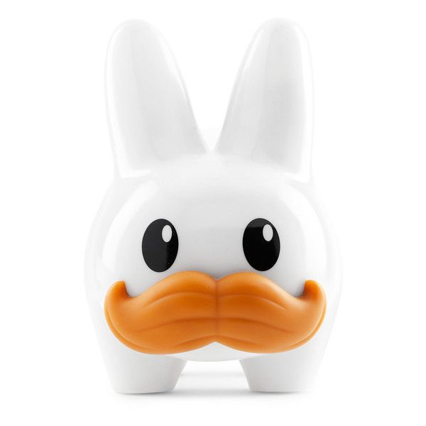 Stache Labbit 10 Inch White