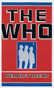 The Who Wembley 23-27/10/89