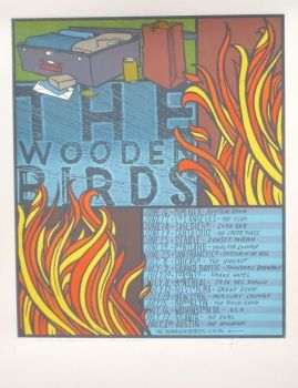 The Wooden Birds 2011 US Tour
