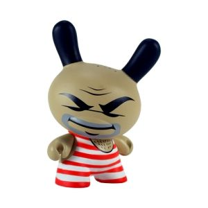 Tristan Easton Dunny Series 2 Muscle Man