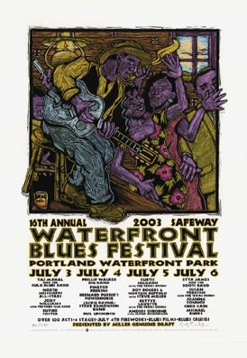 Waterfront Blues Festival 2003
